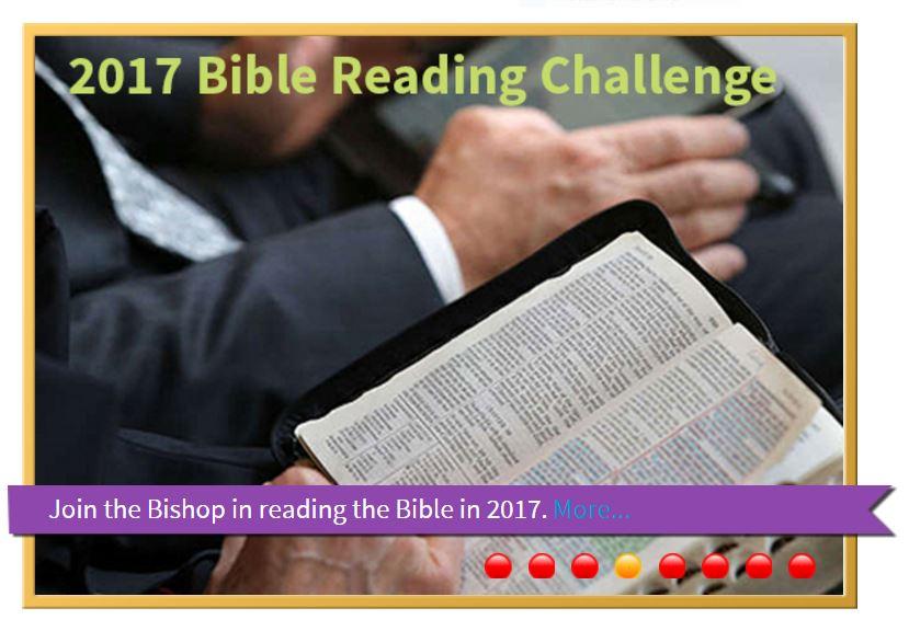 BIBLE READING CHALLENGE 2017
